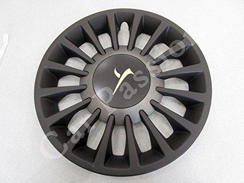 1 copricerchio coppa ruota Lancia Ypsilon 2011> 15' ORIGINALE logo elefantino lime