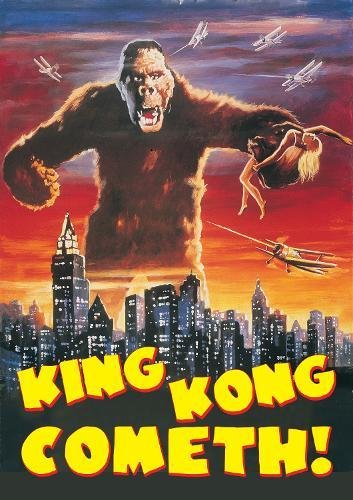 King Kong Cometh:: The Evolution of the Great Ape