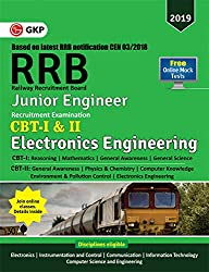 RRB (Railway Recruitment Board) 2019 - Junior Engineer CBT -I & II - Electronics Engineering