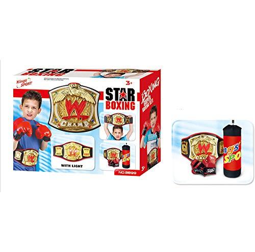 KING'S SPORT Super Star Boxing Juego DE Boxeo NIÑOS