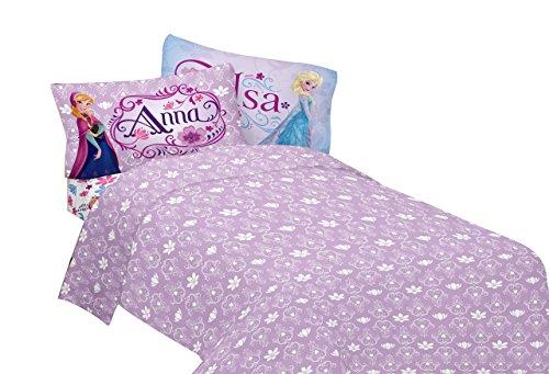 Disney Full Bettwäsche Anna und Elsa Love Bettwäsche