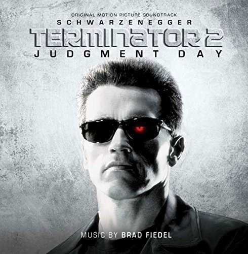 Terminator 2 - Ost [Vinyl LP] (Terminator Pop Vinyl)