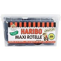 Haribo Maxi Rotelle - 200 pezzi