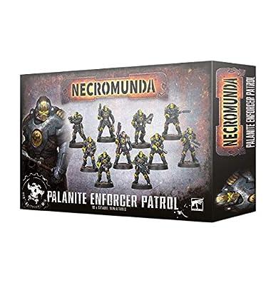 Games Workshop Necromunda - Palanite Enforcer Patrol