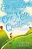 Effie Starr Zook Has One More Question by Martha Freeman front cover