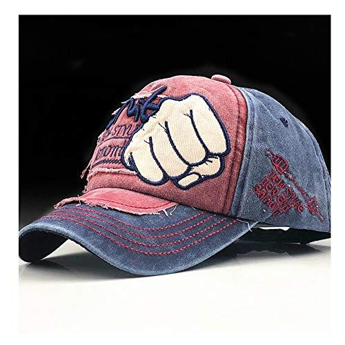 Blauer Strand Baseballmütze Großhandel Baumwolle Hysteresenhüte Kappe Feste Hüte Hip Hop Ausgestattet Günstige Hüte Hüte Für Männer Frauen Benutzerdefinierte Casquette