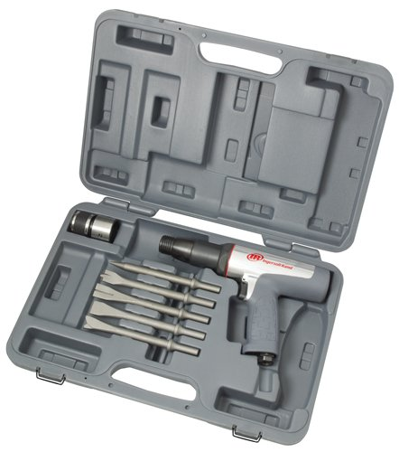 Preisvergleich Produktbild Ingersoll Rand 118MAXK Long Barrel Air Hammer Kit with Chisels by Air Pressure