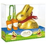 Lindt Gold Bunny and Carrots Chocolate, 140 g