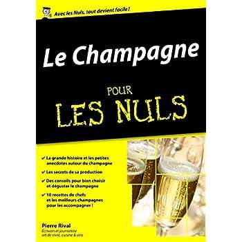 Le Champagne mégapoche pour les Nuls