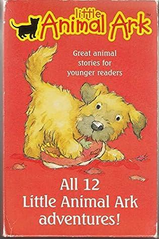 book cover of Little Animal Ark