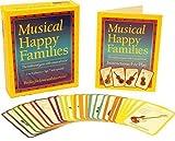 Jeux au moyen d\'instruments de musique Musical-Jeu de Familles de cartes
