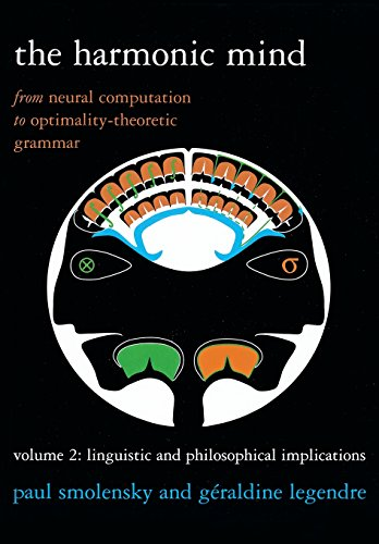 The Harmonic Mind: From Neural Computation to Optimality-Theoretic Grammar (Bradford Books) (Opti-bereich)