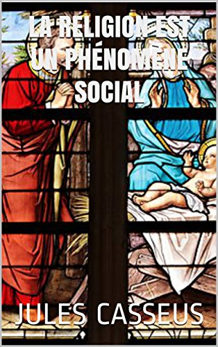 Couverture du livre La religion est un phénomène social