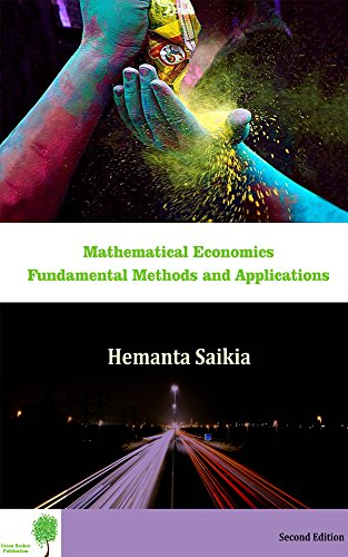 Ebook mathematics for economics