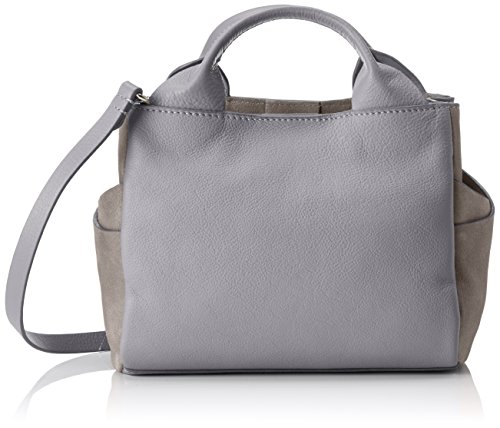 Clarks Damen Talara Whim Leder, Blau (Ice Blue Leather), 13x19x32 cm