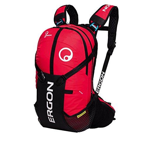 Ergon BX3 Rot MTB Racing Marathon Rucksack, 4500083, Größe L