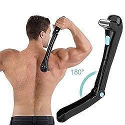 Afeitadora de espalda para...