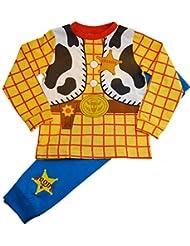Garçons Disney Toy Story Woody Déguisement Fantaisie Pyjama Ensemble
