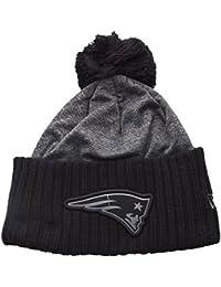 di New Era NEW ERA NFL Grigio Collezione Pompon A maglia Bobble cappello 621c01fccd88