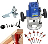 Digital Craft Yking 2810B 12mm Wooden Router 1800w Electric Wood Sculpture Tool 220