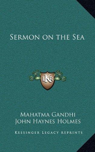 Sermon on the Sea