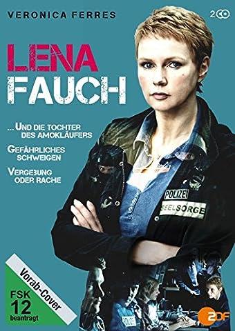 Lena Fauch: ... und die Tochter des Amokläufers & Gefährliches Schweigen & Vergebung oder Rache
