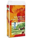 GroGreen® Rasendünger mit Anti Moos Wirkung 6-3-20