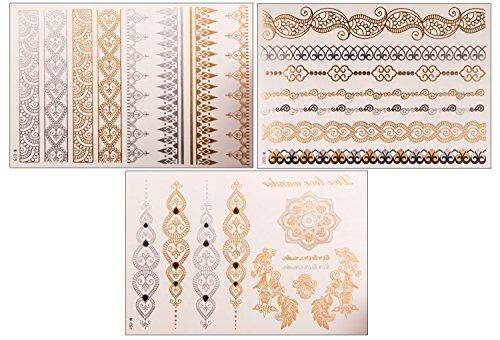 flash-tattoo-set-wander-joy-armbander-fussketten-handtattoos-tattoorose-engelsflugel-orientalisch-te