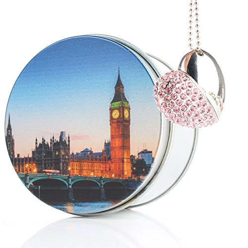 anvor-tm-8-g-16g-32g-64g-usb-flash-drive-usb-disk-love-brillantes-y-corazon-rosa-collar-con-colgante