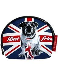 Porte monnaie London Dog