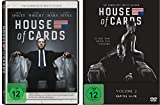House of Cards Staffel 1+2 (8 DVDs)