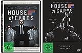 House of Cards - die komplette Staffel 1+2 im Set - Deutsche Originalware  Bild