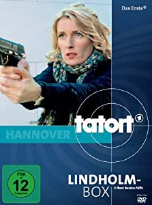 Tatort: Lindholm-Box [4 DVDs]