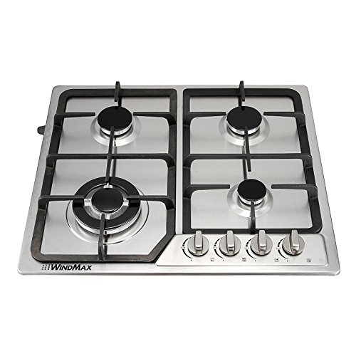 anmas-home-23-stainless-steel-4-burner-stoves-gas-hob-cooktops-cooker-gas-oven-11259btu-h