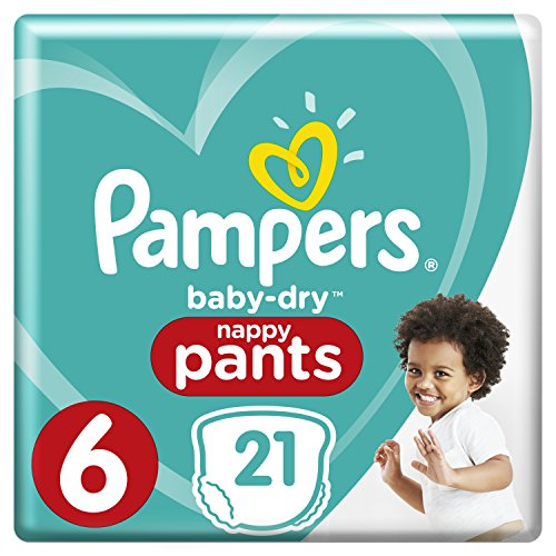 Pampers Baby Dry Pants Gr.6 Extra Large 15+kg Sparpack