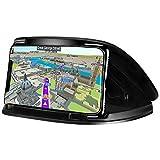 Support de téléphone de Voiture, Voiture pour Iphone7, 7Plus, X, 8, 8Plus, Tableau de Bord GPS Support de Fixation en véhicule pour Samsung Galaxy S9S8Note 8, 3–17,3cm Universel Smartphones