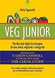 Image de Veg junior: Perché mio figlio ha bisogno di una dieta
