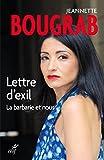 Lettre d'exil - La barbarie et nous...