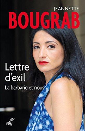 Lettre d'exil - La barbarie et nous