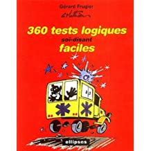 360 tests logiques soi-disant faciles
