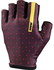 Mavic Sequence - Guantes largos - violeta Talla XS 2017