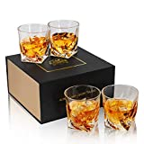 Best bicchieri di whisky - KANARS WG04 Set di 4 Bicchieri da Whisky Review