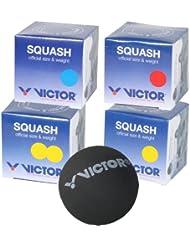 Victor Squashbälle 1er sehr langam , doppelgelb II
