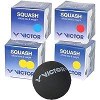 Victor Squashbälle 6x schnell , blau II