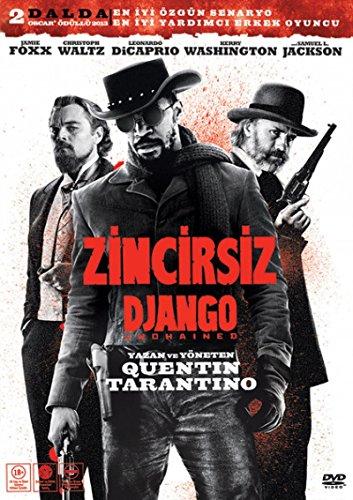 Django Unchained - Zincirsiz (DVD)