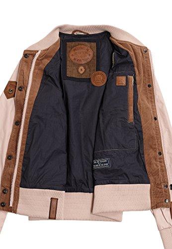 Naketano Female Jacket Frei & Gefährlich Rose Buffet