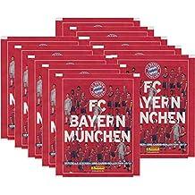 5 Booster Panini FCB Bayern München Trading Cards NEU  offizielle Sammelkarten Sport Trading Cards