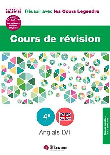 Cours de révision Anglais LV1 4e : Leçons et exercices