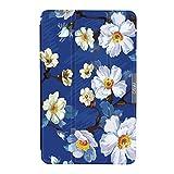 Samsung Galaxy Tab A 10.1 Funda Case - IVSO Slim Smart Cover Funda Protectora de Cuero PU para Samsung Galaxy Tab A 10.1 2016 Tablet(Color 4)