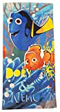 Findet Dorie Handtücher Badetücher Strandtücher für Kinder mit Motiven von Hank, Dorie und Nemo...